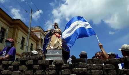 ¡NO SE VEÍA EN NICARAGUA DESDE HACE CINCO SIGLOS! Cuando el 1550 el obispo Valdivieso fue asesinado a puñaladas por el yerno del gobernador, a quien el obispo denunció por actos de corrupción y crueldad con los indios