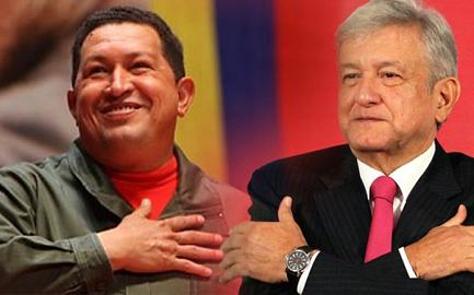 LOS FANTASMAS DEL MÉXICO DE LÓPEZ OBRADOR.  El de Chávez ha sobrevolado la campaña electoral del nuevo presidente, pero no asustó a los electores