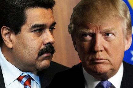 TRUMP NO LO DICE, PERO LO PIENSA: INVADIR VENEZUELA. Lo afirma un diario estadounidense en lengua española que cita una reunión del presidente con sus colaboradores