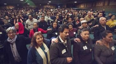 EL CORAZÓN DE LA IGLESIA ESTADOUNIDENSE LATIRÁ EN GRAPEVINE. El V encuentro de los católicos hispanos en Estados Unidos se llevará a cabo entre el 20 y el 23 de septiembre en Texas, al cabo de 4 años de preparación