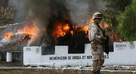 LA HIDRA NARCO DE CIEN CABEZAS. En los seis años de gobierno del presidente Enrique Peña Nieto cayeron 110 capos en México, pero el país está bañado en sangre