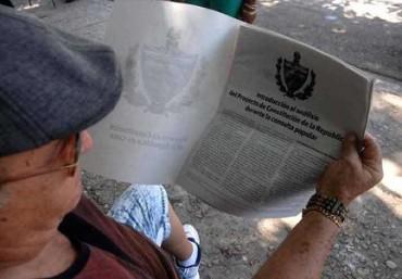 LOS OBISPOS DE CUBA TAMBIÉN DARÁN SU OPINIÓN SOBRE LA REFORMA DE LA CONSTITUCIÓN. Primeros pronunciamientos y críticas individuales, y pronto, una carta colectiva