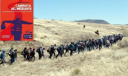VIA CRUCIS DEL MIGRANTE. PRIMERA ESTACIÓN. ¿Cómo empezó la caravana de los expulsados, en camino hacia Estados Unidos? Pobreza, negación del futuro y ninguna libertad