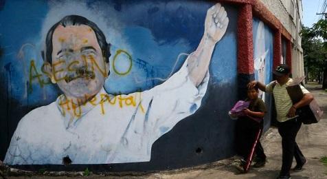 NICARAGUA, LA UTOPÍA ESTRANGULADA. Ortega plantó la semilla de la arbitrariedad, se apropió de los símbolos de la revolución, de sus palabras de orden, hasta los muertos de hoy
