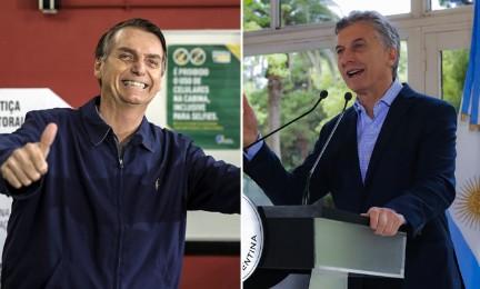BOLSONARO Y AMÉRICA LATINA. ¿Cómo se vinculará el próximo presidente con sus pares latinoamericanos y estos con él? ¿Qué pasará con Mercosur?