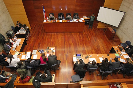 Tribunal chileno