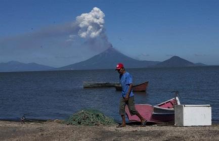 LOS VOLCANES NO AVISAN. El presidente Ortega no tiene futuro, Nicaragua no le perdona la represión y los muertos de abril. ¿Cuánto puede durar la cuenta regresiva?