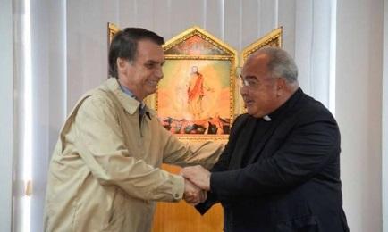 ALIANZAS PELIGROSAS. ¿Es cierto que el cardenal arzobispo de Río de Janeiro ha firmado un acuerdo electoral con Jair Bolsonaro en favor de la vida y la familia?